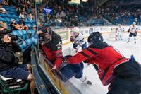 Sports Photoshoot of World Junior Hockey