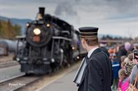 Special Event Photoshoot for Kamloops Heritage Railway