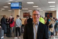 Commercial Branding Photoshoot for Kamloops Airport & Vantage Air