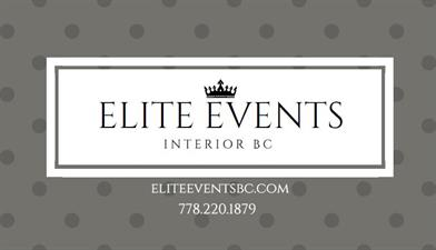 Elite Projects & Events BC