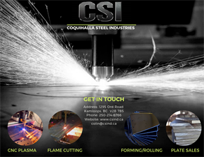 Coquihalla Steel Industries Ltd.
