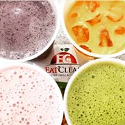 Fresh Pressed Juice and Protein Smoothies