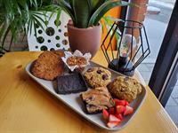 Vegan, Keto, and Gluten-free Treats