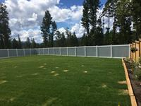 Vinyl Fence - Jasper Profile