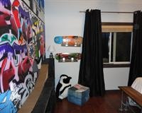 Using Skateboards and Snowboards as artwork