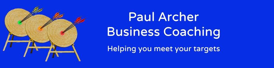 Paul Archer, Business Coaching