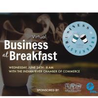 June Virtual Business At Breakfast