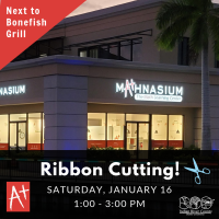 Grand Opening/Ribbon Cutting for Mathnasium