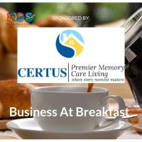 May 2021 Business at Breakfast