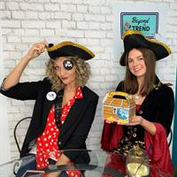 Our agency has sponsored several Chamber gatherings over the years, including a pretty epic Pirate Party last October.