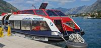 Azamara Cruises tender in Greee