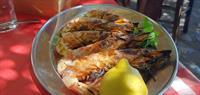 Lunch in Monemvasia, Greece