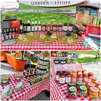 Garden Of Esther Farmer's Market Vero Beach