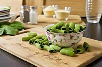 Garden Of Esther Spirulina Rigatoni, Vegan, Naturally Flavored, Fresh Pasta