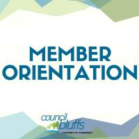 2019 Member Orientation