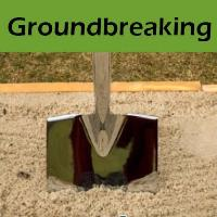 Groundbreaking - Habitat for Humanity