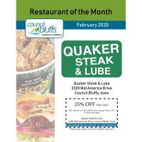 Quaker Steak and Lube - Council Bluffs