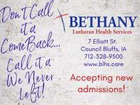 Bethany Lutheran Health Services