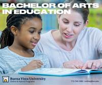 Get your education degree through our BVU Online and Hybrid Programs