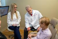 Dr. Hurley and Dr. Nelson discuss how to help a patient fix her smile!