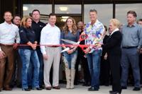 Chamber ribbon cutting March 23, 2017.