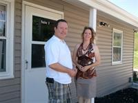 Founders Dennis Daugherty and Stephanie Albright