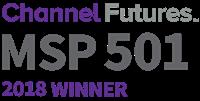 MSP 501 Winner (2018)