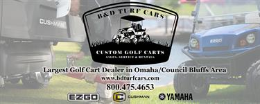 B&D Turf Cars LLC