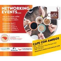 Cafe con Amigos Networking
