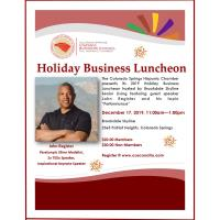 Hispanic Chamber Holiday Luncheon