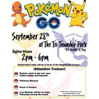 Pokemon Go Event!