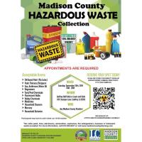 Madison County Hazardous Waste Collection