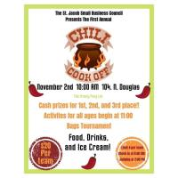 St. Jacob Small Business Council Chili Cook Off