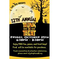 St. Jacob Elementary School's 12th Annual Trunk or Treat