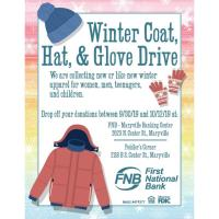 Winter Coat, Hat & Glove drive