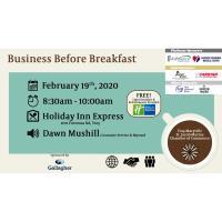 Business Before Breakfast