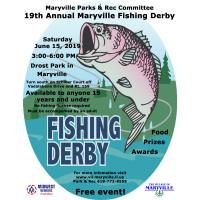 Together as One - Maryville Fishing Derby