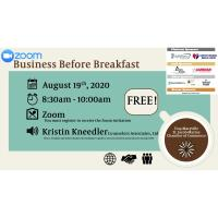 Virtual Business Before Breakfast