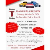 Triad Hockey Car Show