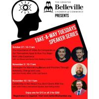 Take-A-Way Tuesdays Speaking Series