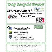 Free Recycle Event