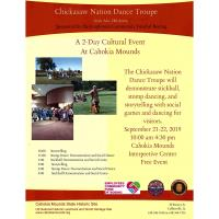 Chickasaw Nation Dance Troupe