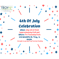 July 4th Fireworks/City of Troy