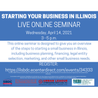 Starting Your Business in Illinois