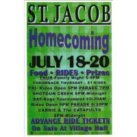 St. Jacob Village Homecoming