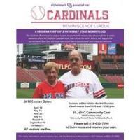 Alzheimer's Cardinals Reminiscence League