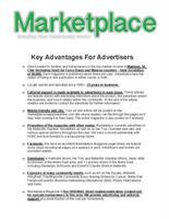 Adams Publications: Marketplace Magazine