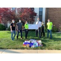 Eaton Graciously Makes a Donation to Triad