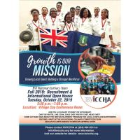 BVI National Culinary Team Fall 2019: Recruitment & Informational Open House