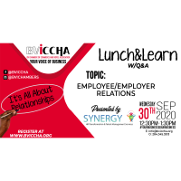 Lunch&Learn: Employee/Employer Relations